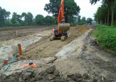 Abwasserbetrieb Warendorf – Regenrückhaltebecken
