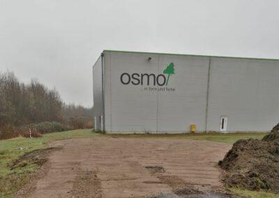 Osmo, Münster: Neubau RKB und Bodenfilter