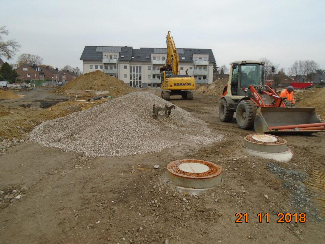 Gründker, Wolbeck: Neubaugebiet Petersheide, l. – lll. BA